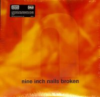 Cover Nine Inch Nails - Broken [EP]
